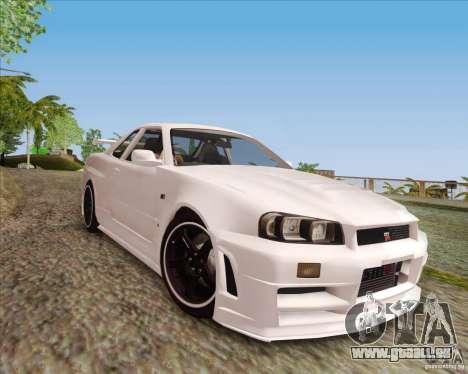 Improved Vehicle Lights Mod v2.0 pour GTA San Andreas deuxième écran