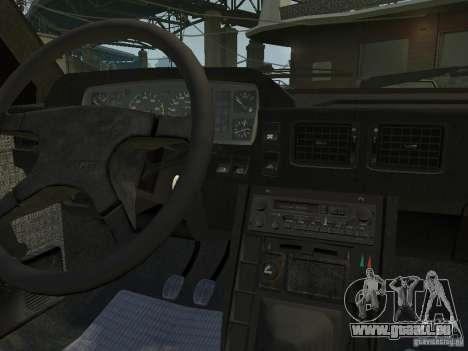 FSO Polonez für GTA 4 Rückansicht