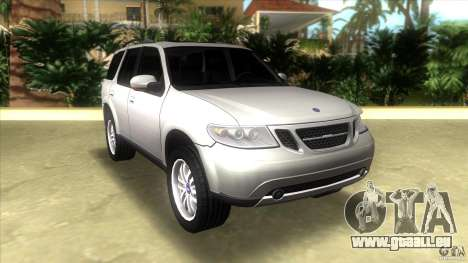 SAAB 9-7X für GTA Vice City