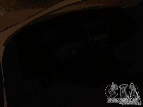 Skoda Octavia pour GTA San Andreas roue