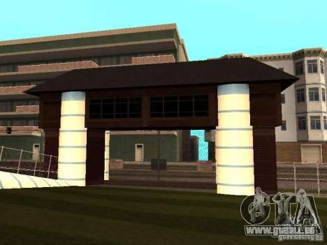 Villa in San Fierro für GTA San Andreas dritten Screenshot