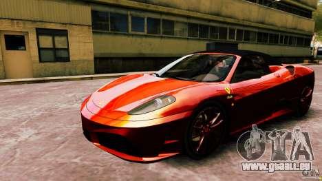 Ferrari 430 Spyder v1.5 pour GTA 4
