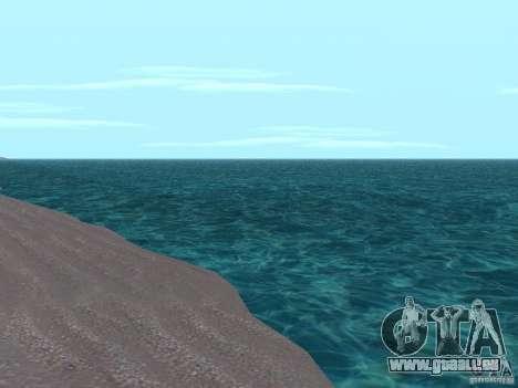Neue Texturen-Wasser und Rauch für GTA San Andreas zweiten Screenshot