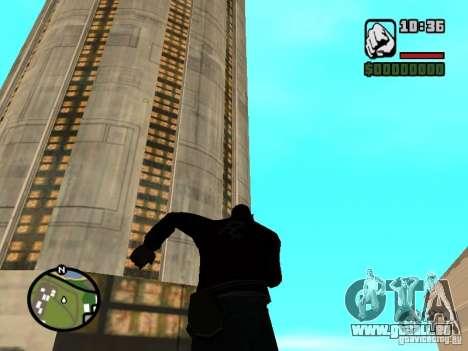 Haus 5 Kadetten aus dem Spiel Star Wars für GTA San Andreas dritten Screenshot