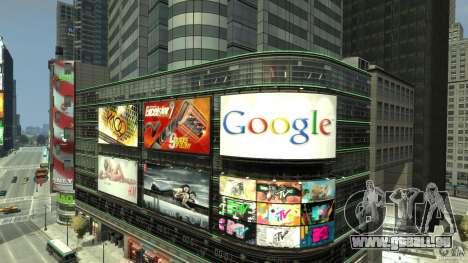 Time Square Mod für GTA 4 siebten Screenshot
