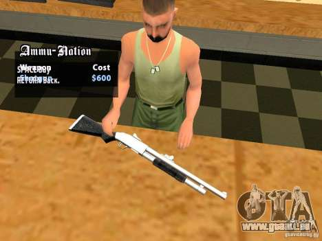 Sound pack for TeK pack für GTA San Andreas zehnten Screenshot