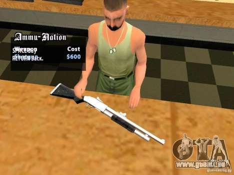 TeK Weapon Pack für GTA San Andreas zehnten Screenshot