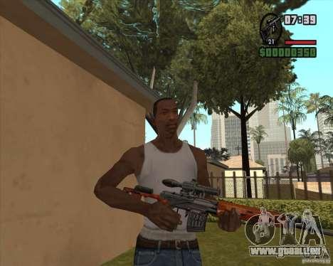 SVD für GTA San Andreas