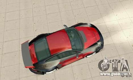 Porsche 911 GT2 NFS Undercover pour GTA San Andreas vue de droite