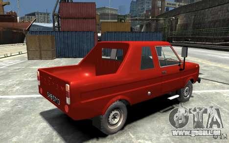 FSR Tarpan 237D pour GTA 4 est un droit