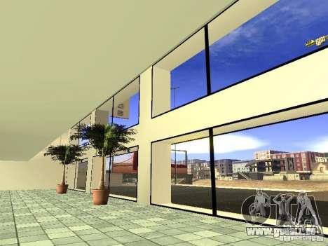 [HD] réseau de Garages MyGame Autos pour GTA San Andreas troisième écran