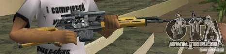 Max Payne 2 Weapons Pack v1 für GTA Vice City dritte Screenshot