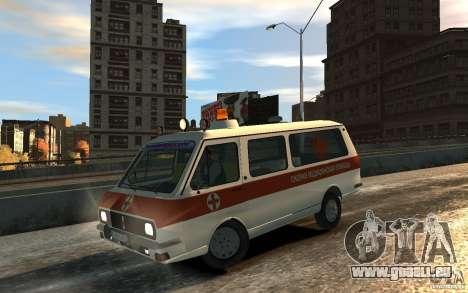 RAF 2203 Ambulanz für GTA 4