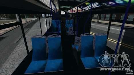 Solaris Urbino 12 MTA pour GTA 4 est un droit