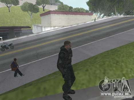 Hobo für GTA San Andreas her Screenshot