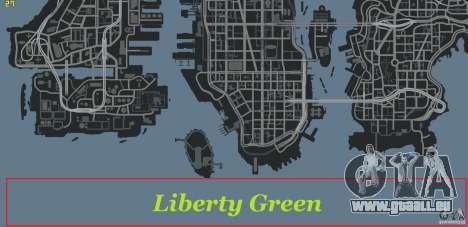 Liberty Green pour GTA 4
