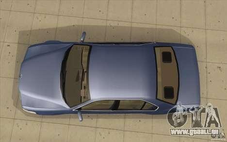 BMW 750iL 1995 pour GTA San Andreas vue de droite