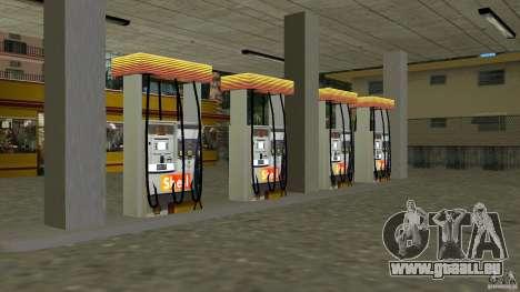 Shell Station GTA Vice City pour la troisième écran