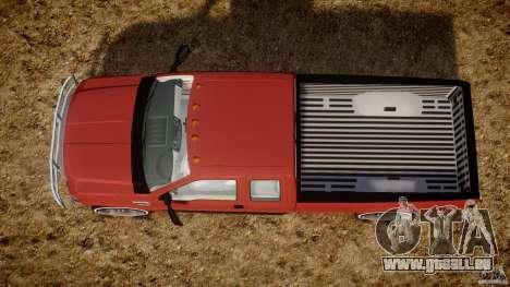 Ford F350 V8 2006 für GTA 4 rechte Ansicht
