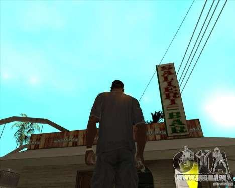 Salierys Bar für GTA San Andreas zweiten Screenshot