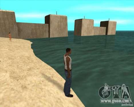 MOD de Jyrki pour GTA San Andreas septième écran