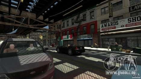 Puglia Pizza in Brook für GTA 4 dritte Screenshot