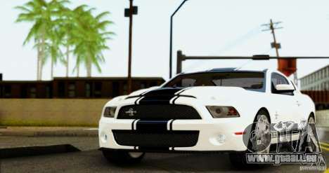Extreme ENBseries v1.0 pour GTA San Andreas cinquième écran