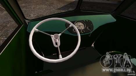 Tempo Matador 1952 pour GTA 4 Vue arrière