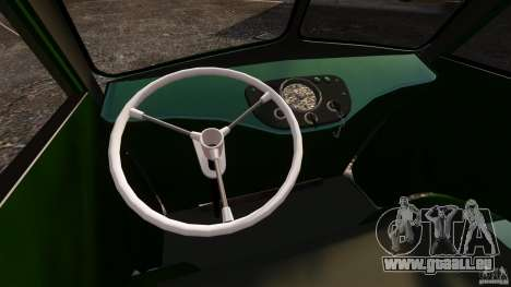 Tempo Matador 1952 für GTA 4 Rückansicht