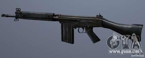 FN FAL für GTA San Andreas her Screenshot
