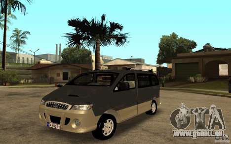 Hyundai Starex für GTA San Andreas