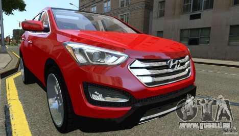 Hyundai Santa Fe Sport 2013 für GTA 4 linke Ansicht