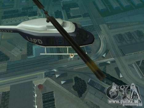 Helicopter Grab v1.0 für GTA San Andreas