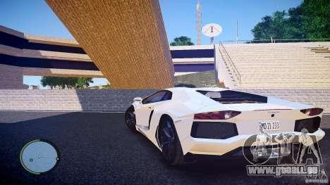 Lamborghini Aventador LP 700-4 für GTA 4 linke Ansicht