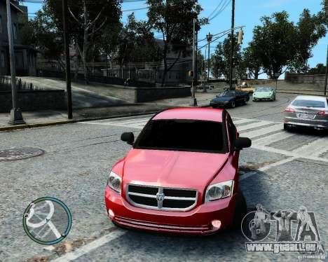 Dodge Caliber pour le moteur de GTA 4