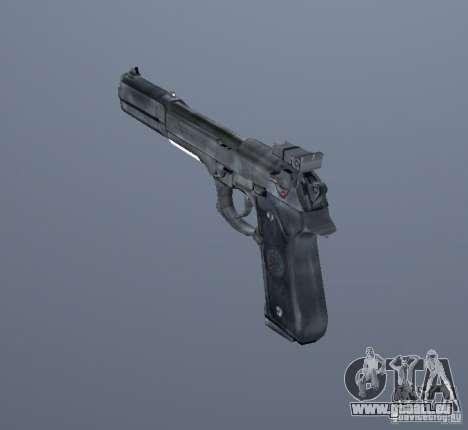 Grims weapon pack2-2 pour GTA San Andreas deuxième écran