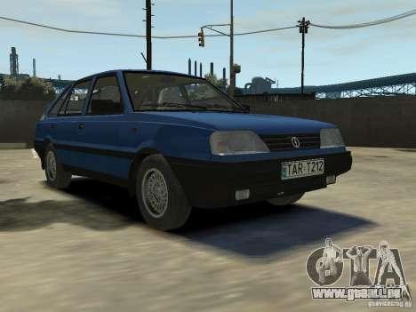 FSO Polonez Caro für GTA 4 Innen