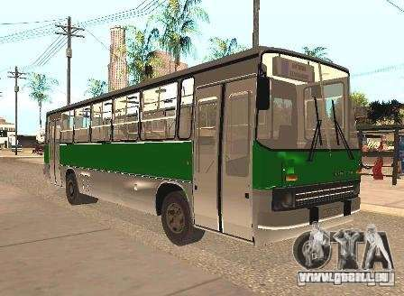 Ikarus 263 pour GTA San Andreas