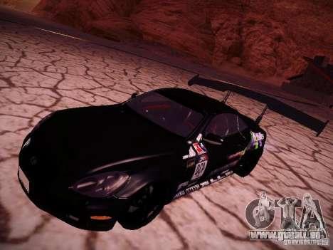 Lexus SC430 Daigo Saito für GTA San Andreas