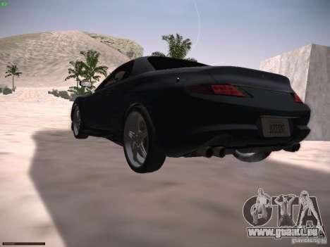 Mitsubishi FTO GP Veilside für GTA San Andreas rechten Ansicht