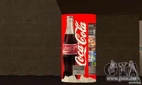Cola Automat 6 pour GTA San Andreas