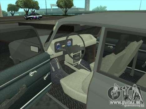 Moskvich 2140 SL für GTA San Andreas rechten Ansicht