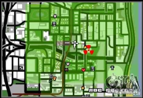 Auto Estokada v1.0 pour GTA San Andreas huitième écran