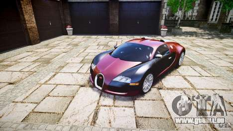 Bugatti Veyron 16.4 v3.0 2005 [EPM] Machiavelli pour GTA 4