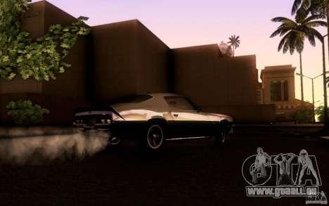 Chevrolet Camaro Z28 für GTA San Andreas