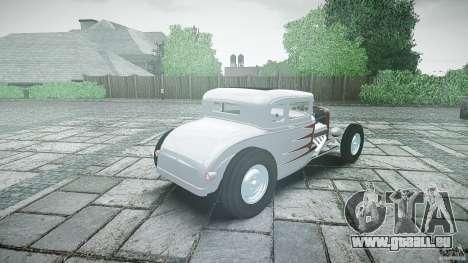 Ford Hot Rod 1931 für GTA 4 obere Ansicht