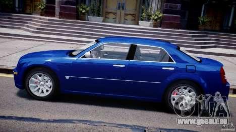 Chrysler 300C SRT8 Tuning pour GTA 4 est une gauche