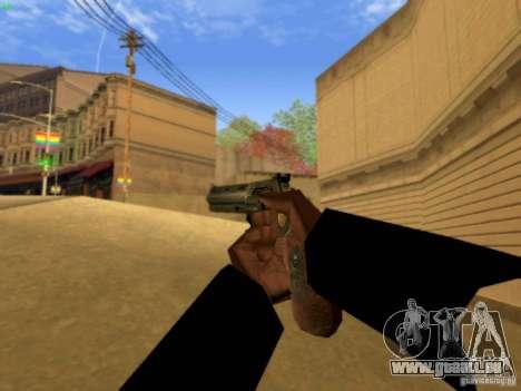 44.Magnum für GTA San Andreas sechsten Screenshot