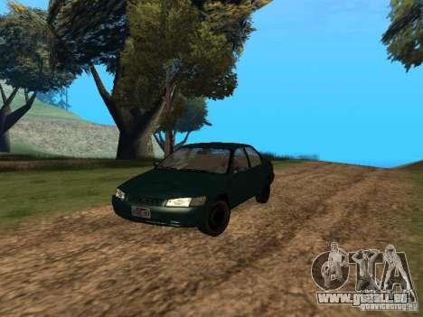 Toyota Camry Arabian Tuning pour GTA San Andreas
