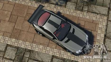 Mercedes-Benz SLR Volcano 2008 Hamann v1.0 für GTA 4 rechte Ansicht